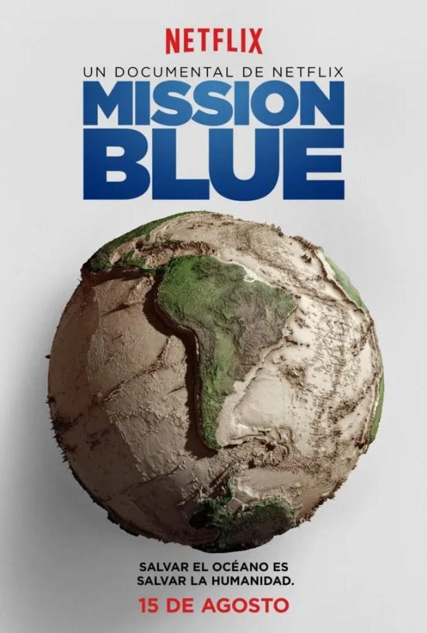 Mission Blue - NETFLIX - Vida Digital Panamá