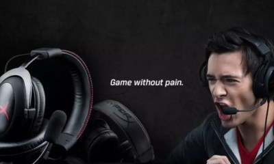 HyperX Cloud Gaming Pro Headset Vida Digital