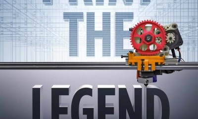 PRINT THE LEGEND - Un documental de Netflix sobre impresión 3D