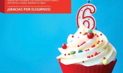 Sexto Aniversario Digicel Panamá