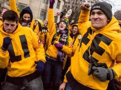 March For Life Marks 40th Anniversary Of Roe v. Wade