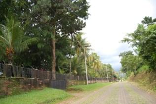 Barrio Las Casas hacia el Chaguite