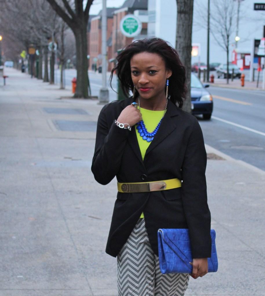 Vida Fashionista Greens and Blue7