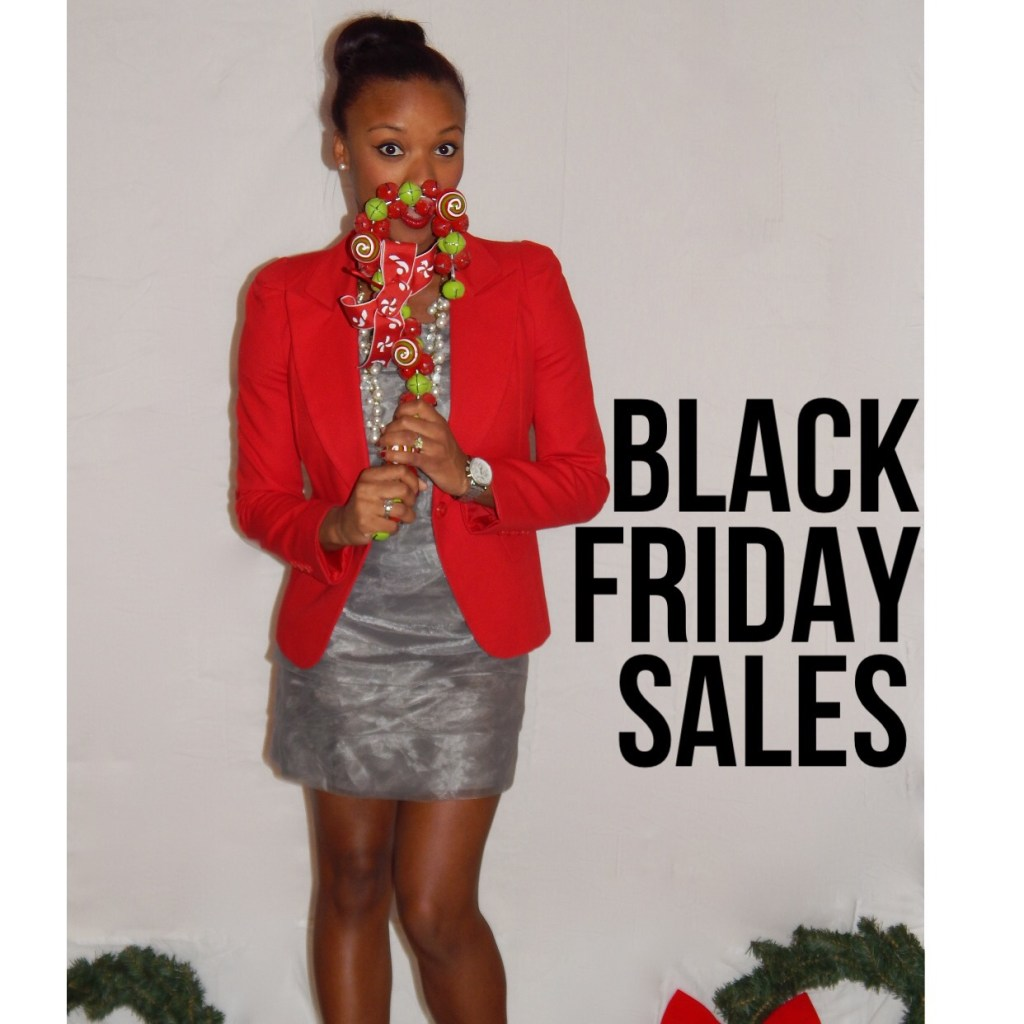Black Friday Sales 2015
