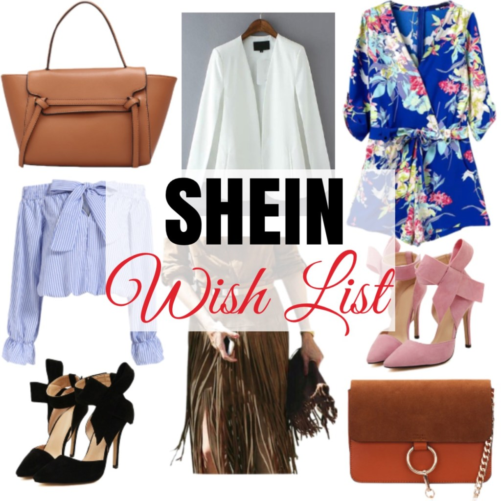 SheIn Wish List