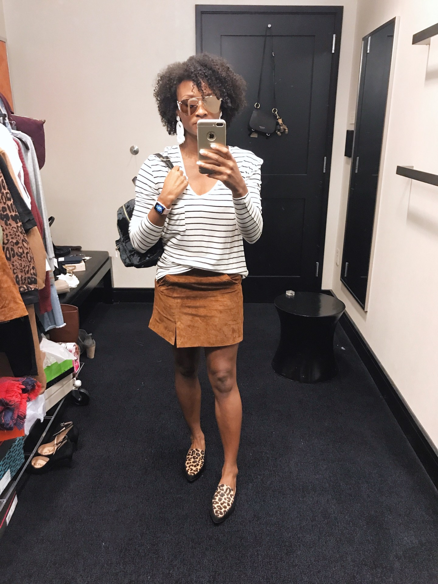 Nordstrom Anniversary Dressing Room Session
