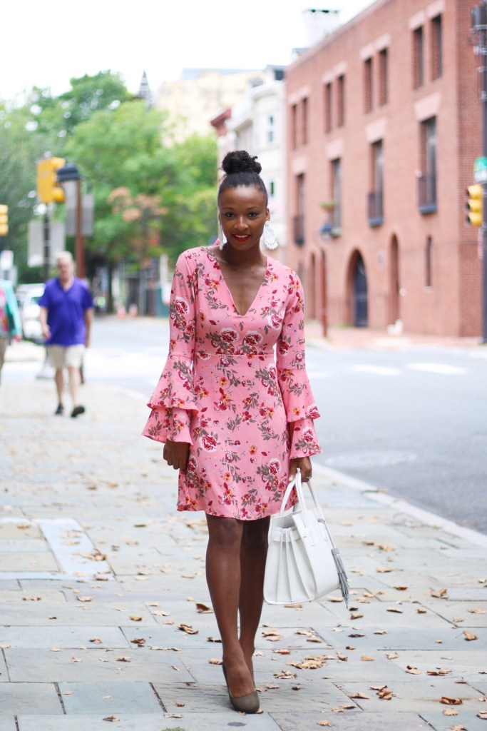 Affordable Fall Transition Dress