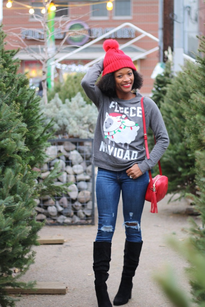 Christmas Tree Shopping Outfit4