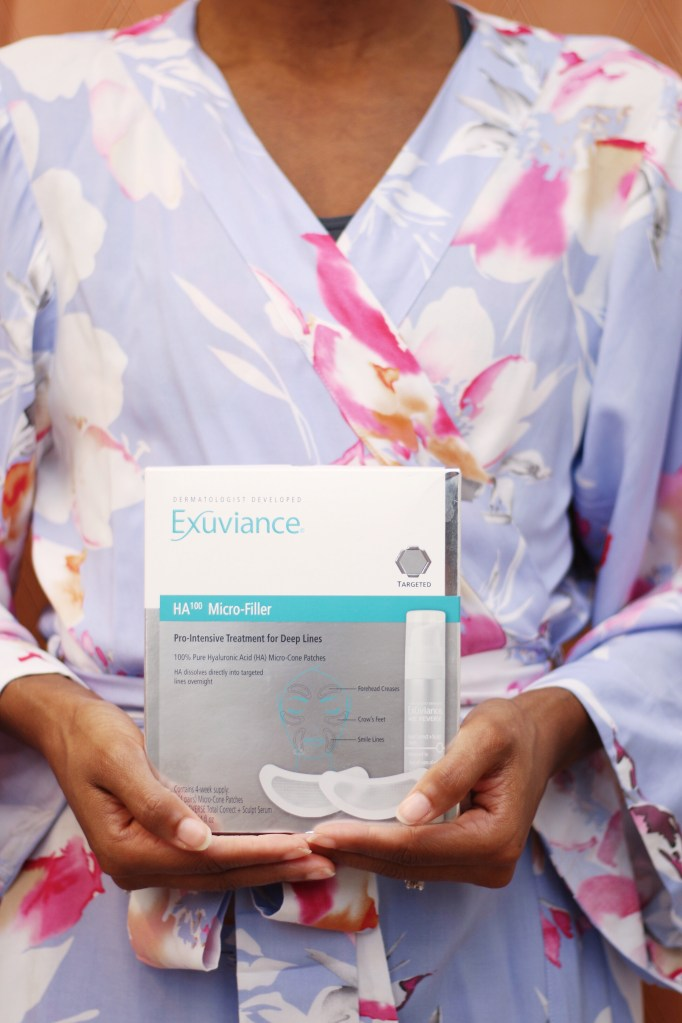 Exuviance Ha100 Micro Filler Review3