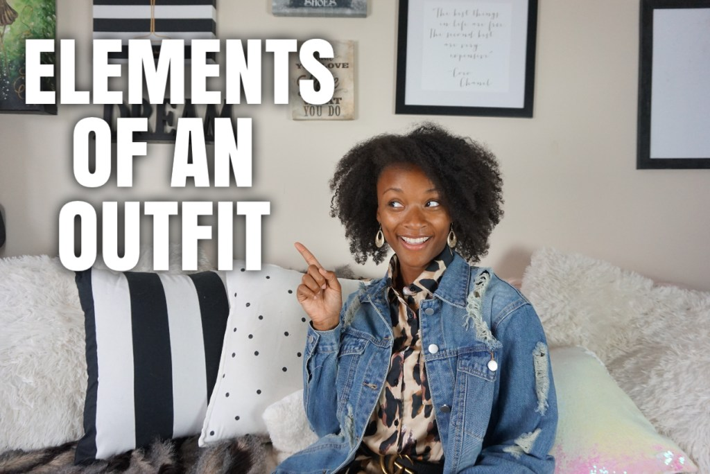 Elements Of An Outfit