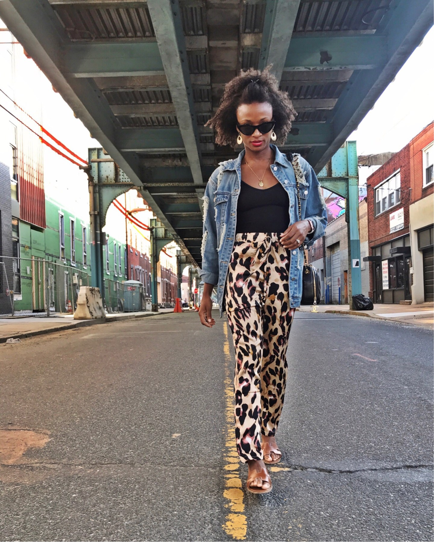 Philly Fashion Week 18 Outfits