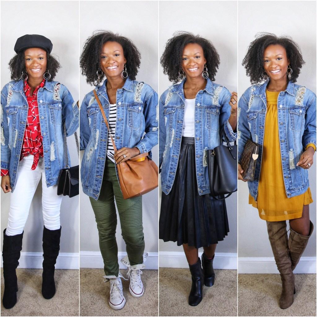 Style Denim Jacket