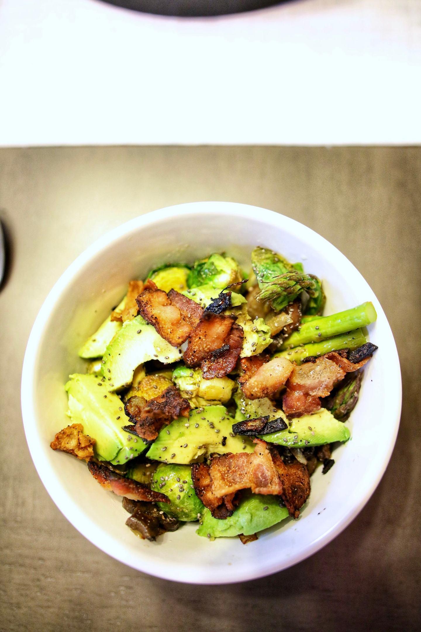 Green Bowl Recipe