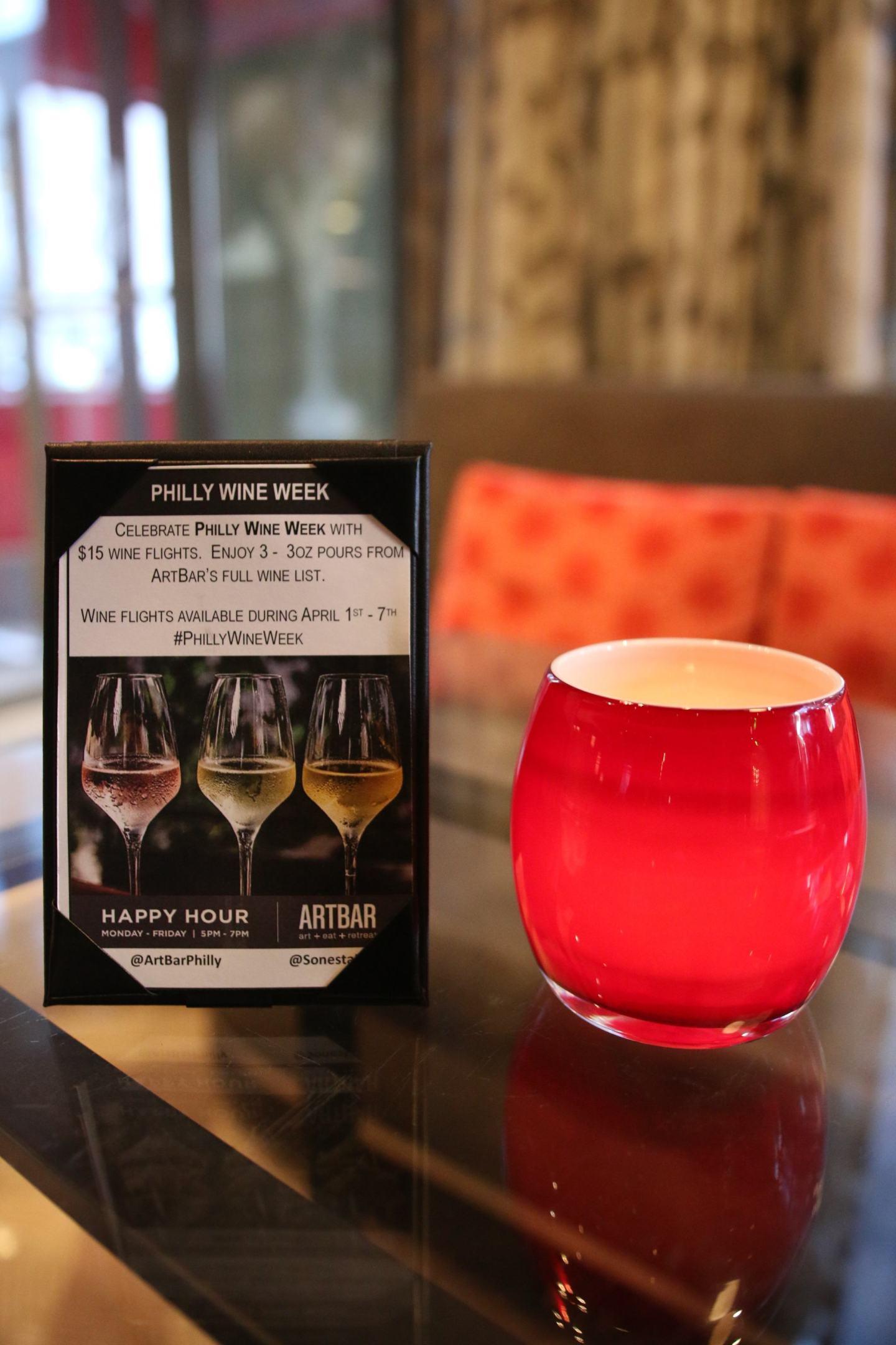 Philly Wine Week at Art Bar