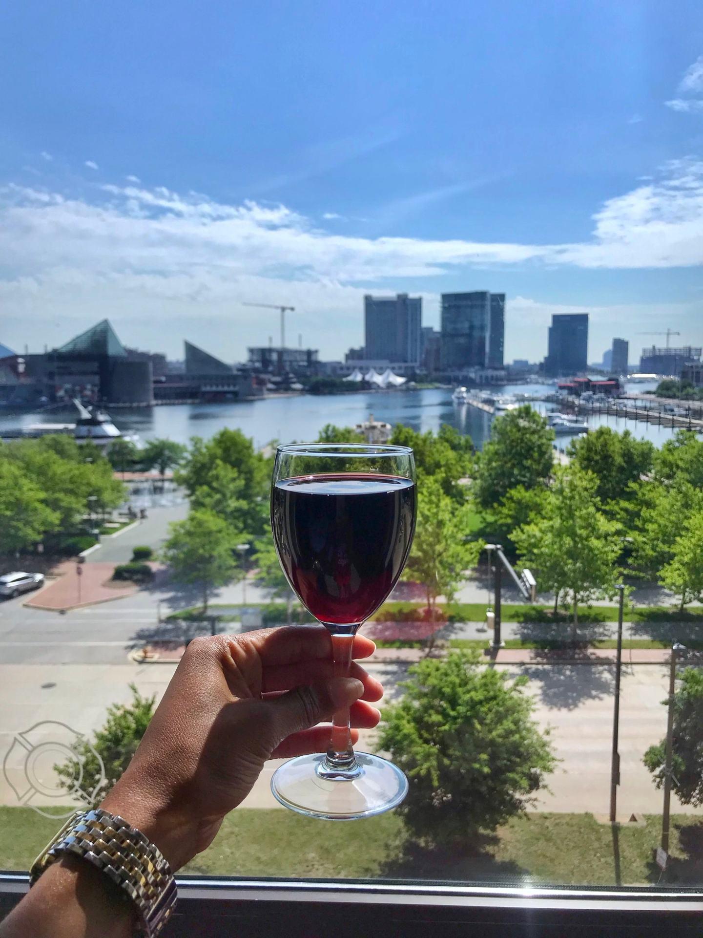 Sonesta Royal Harbor Court Baltimore Review