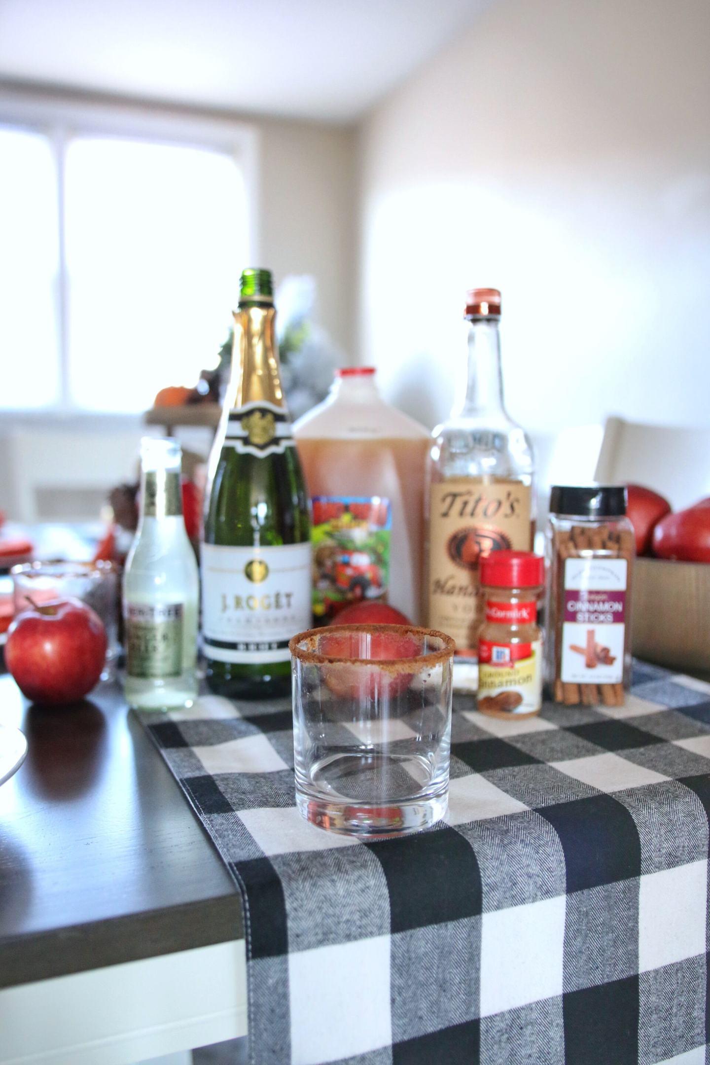 Thanksgiving Cocktail Idea