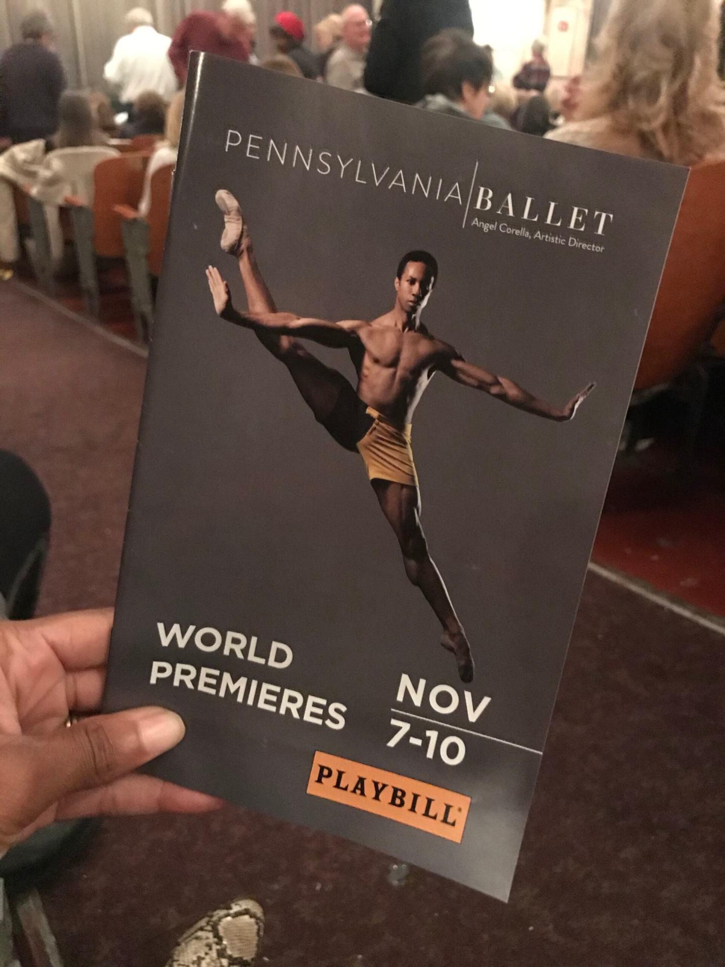 PA Ballet World Premiers