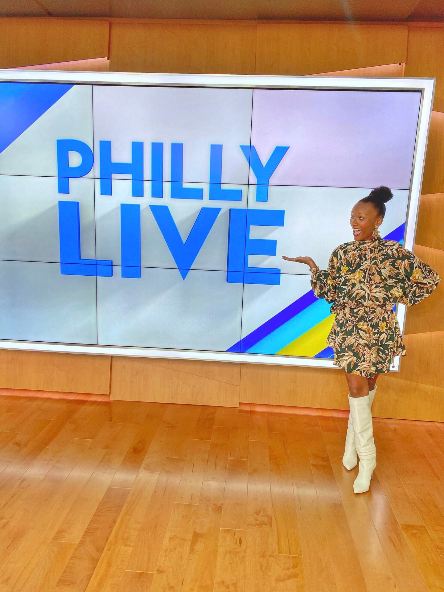 Stand Out Style: What I Wore On Philly Live