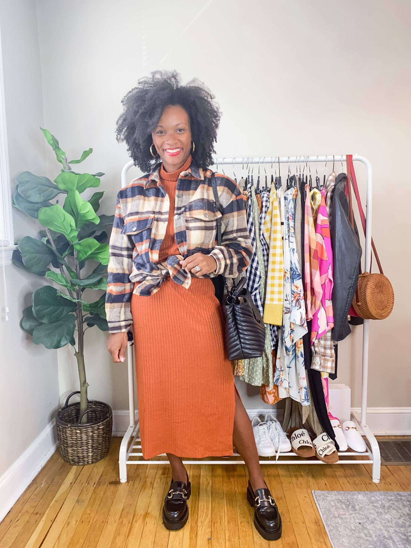 4 Ways To Style Shackets For Fall