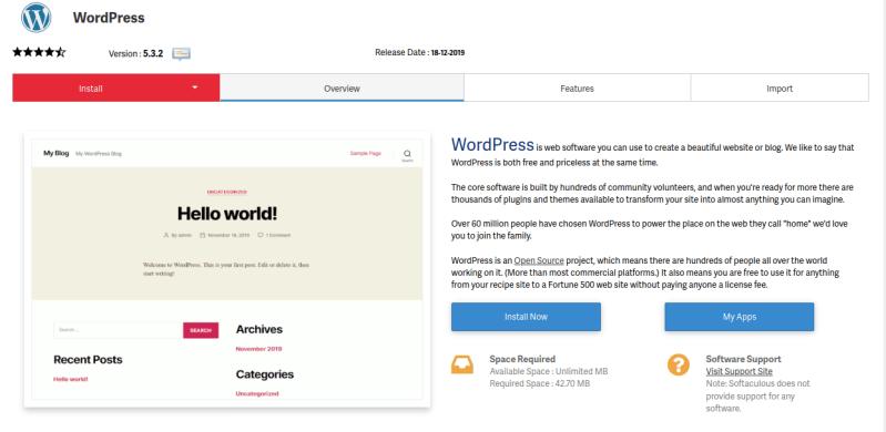 Como instalar WordPress en un Hosting Compartido