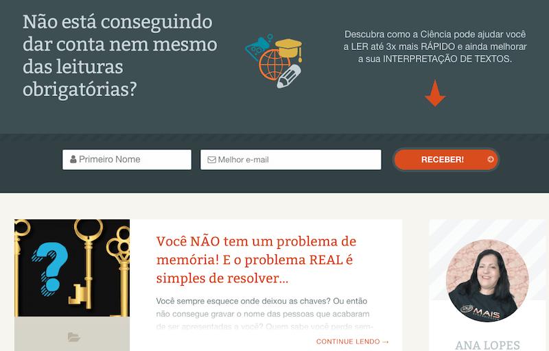 Blogueiros Milionários: Ana Lopes