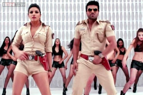 Priyanka Chopra in Zanjeer, Credit: IBNlive.com