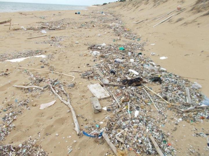 Evaluación de los desechos marinos en el Mediterráneo