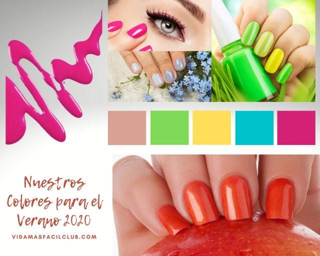 Colores que son  tendencia este verano