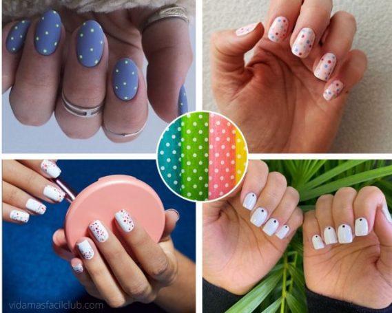 Dotticure,  diseño de uñas tendencia en verano 2020