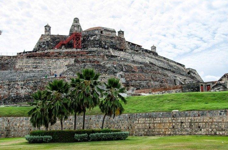 Castillo san felipe cartagena