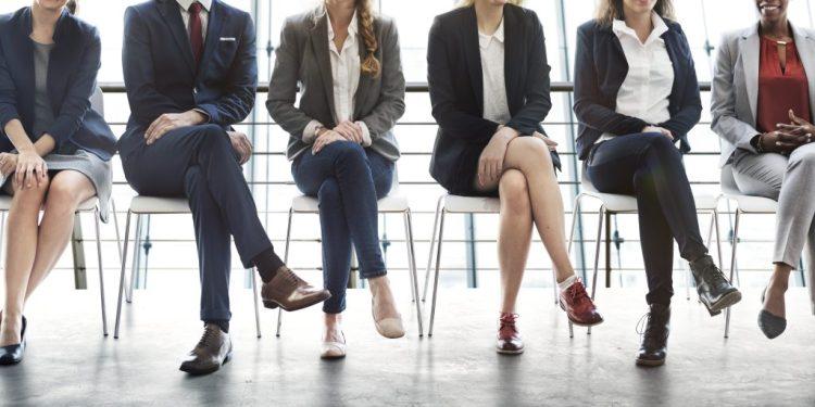 candidatos entrevista de trabajo