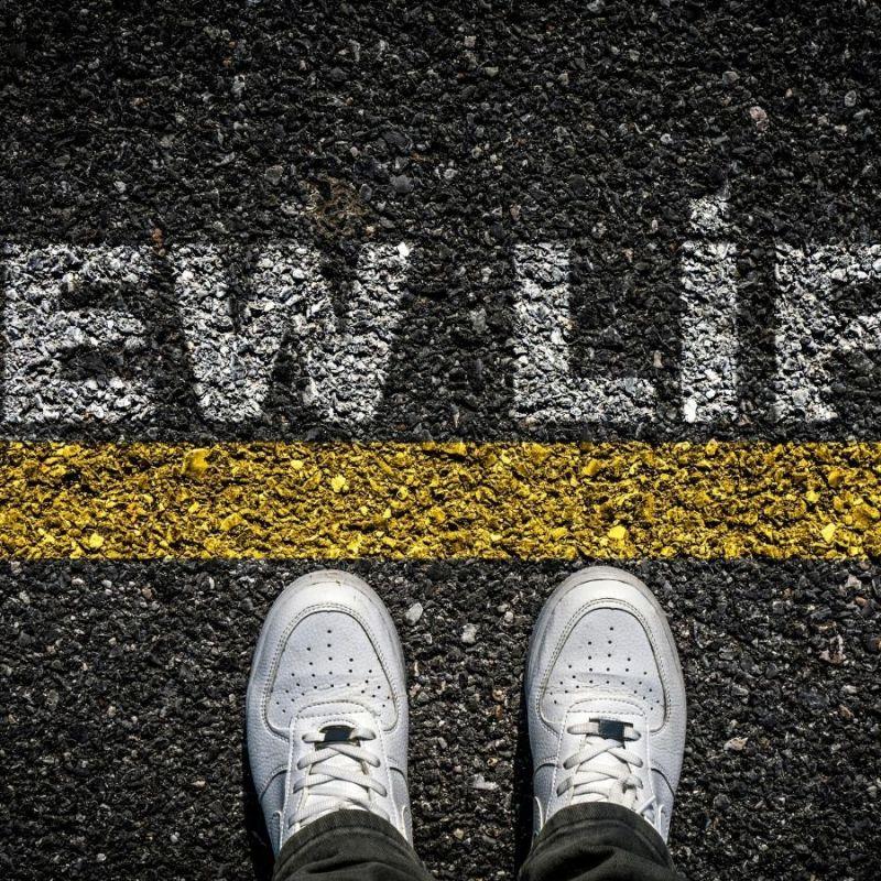 Empezar de cero una nueva vida