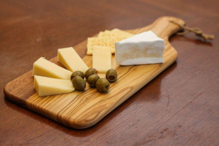 tabla de quesos sencilla