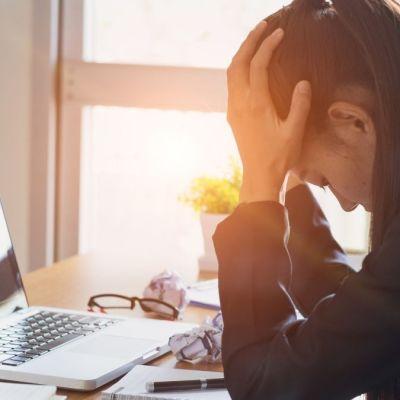 el estrés laboral o burn out