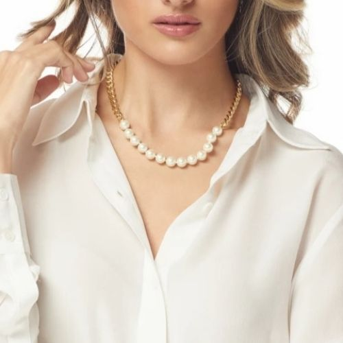 collar de Kenneth Jay Lane
