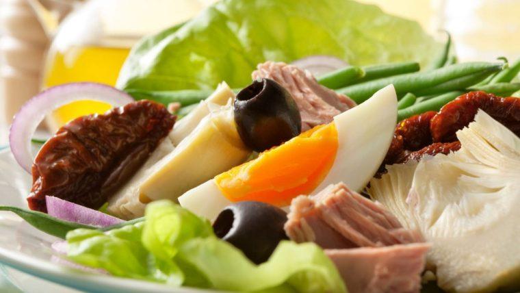 ensaladas saludables y sabrosas