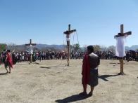 San Ignacio: Station 11—The Crucifixion. Photo credit Mazatlán Interactivo