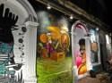 Visual arts space at A La Vuelta de Venus