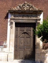 An old doorway