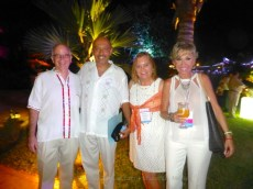 MZT Hotel Association hosted the evening