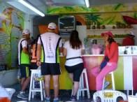 The licuado shops and taquerías were hopping early this morning!
