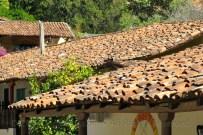 Tiled rooves