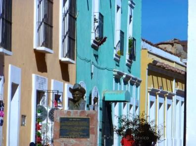Walking around Cosalá