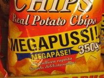 Megapussi chips (Finland)