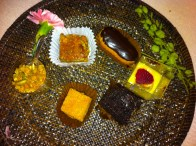 A selection of the desserts!