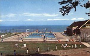 Pool in Fundy Park, New Brunswick