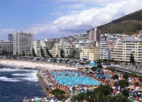 Seapoint Pool, Capetown
