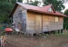 Javier's cabin