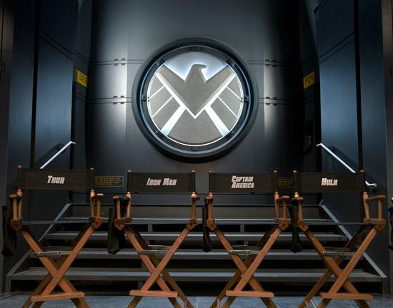 Primera imagen oficial del rodaje de Los Vengadores (1/6)