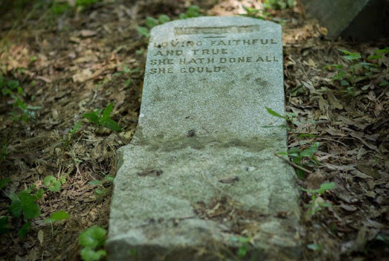Mount Zion Church-Female Union Band Society Cemeteries in Washington, D.C.